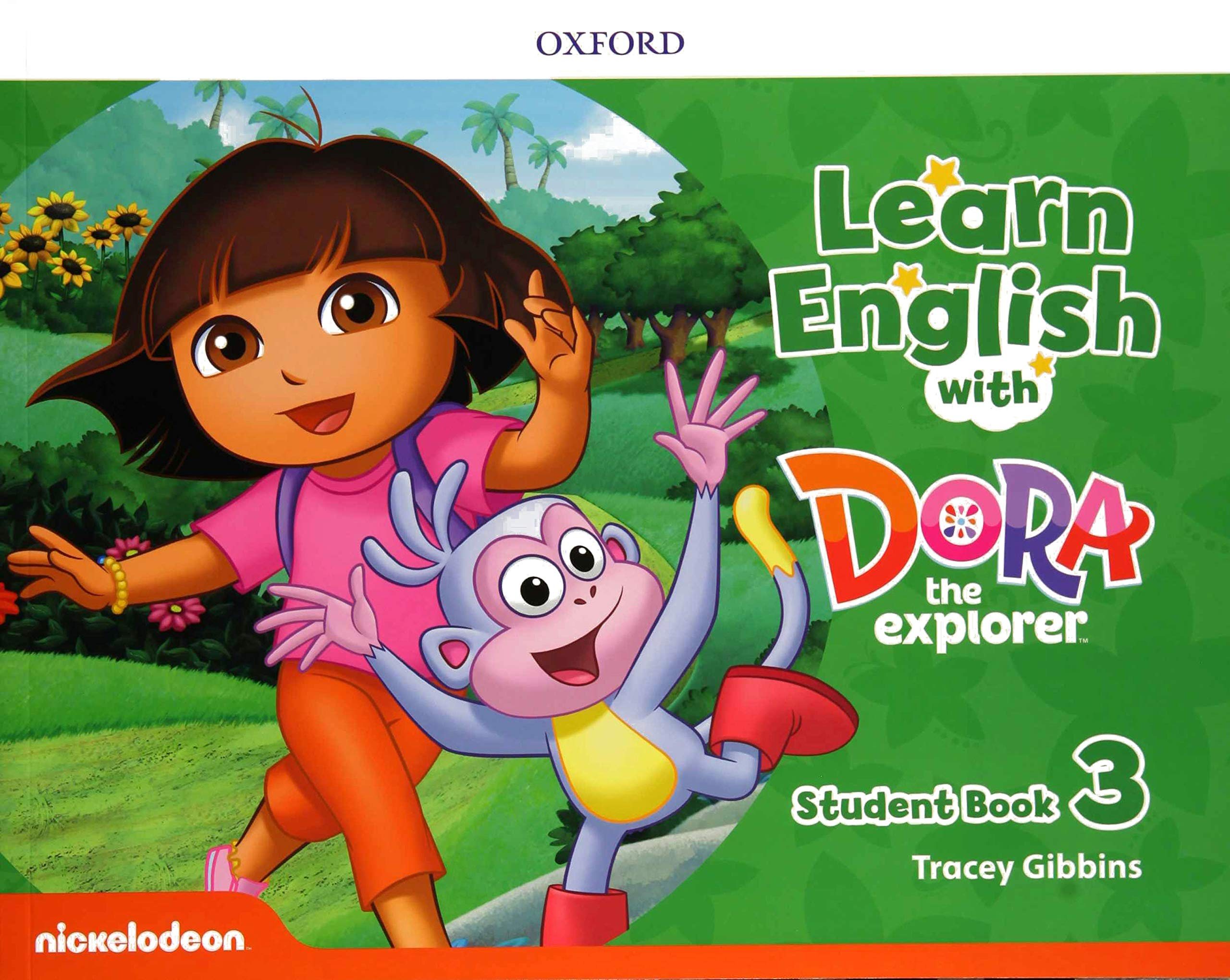 Learn English with Dora the Explorer 3
