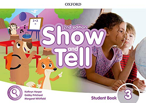 Show and Tell 3