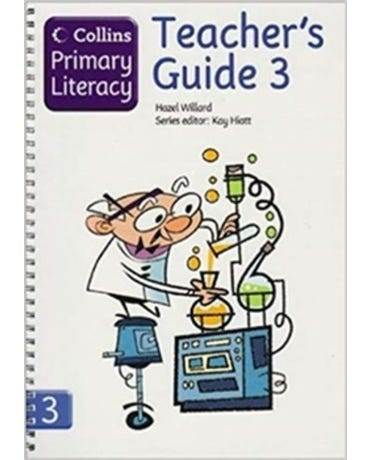 Collins Primary Literacy 3 - Teacher's Guide
