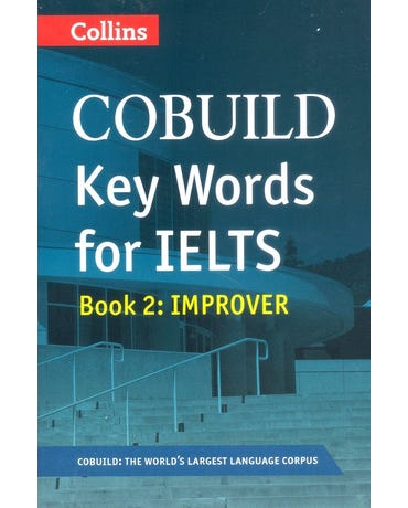 Collins Cobuild Key Words For Ielts 2 Improver