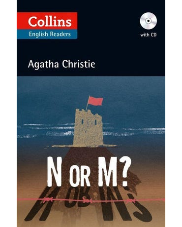 N Or M? - Collins Agatha Christie ELT Readers - Level 4 - Book With Audio CD
