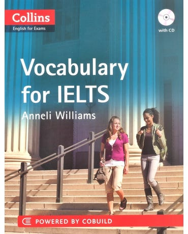 Vocabulary For Ielts - Collins English For Exams - Book With Audio CD