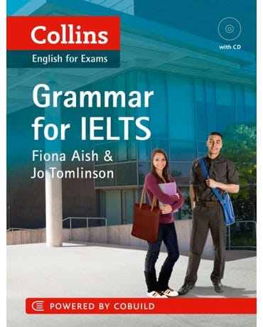 Collins Grammar For Ielts - Collins English For Exams - Book With Audio CD