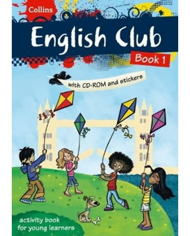 Collins English Club 1 - With CD-ROM