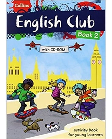 Collins English Club 2 - With CD-ROM