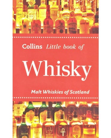 Collins Little Book Of Whisky - Malt Whiskies Of Scotland