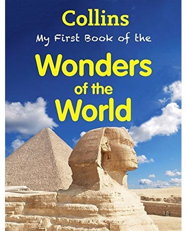 Collins My First Book Of Wonders Of The World