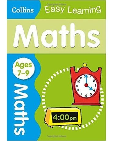Collins Easy Learning - Maths - Ages 7-9