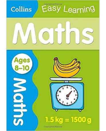 Collins Easy Learning - Maths - Ages 8-10