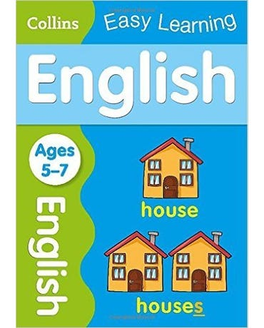 Collins Easy Learning - English - Ages 5-7