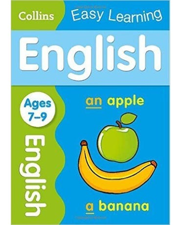 Collins Easy Learning - English - Ages 7-9