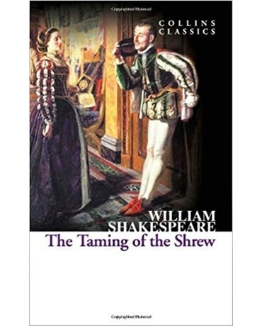 The Taming Of The Shrew - Collins Classics