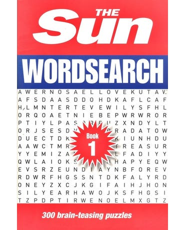 The Sun Wordsearch 1