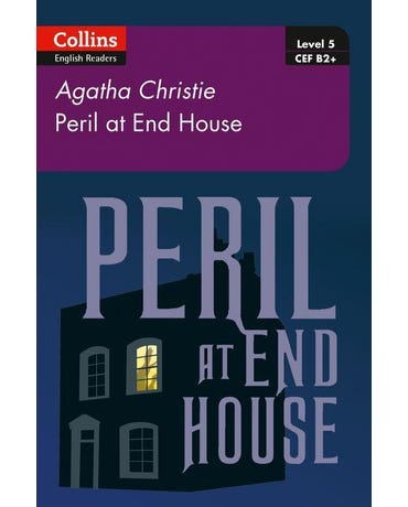 Peril At End House - Collins Agatha Christie ELT Readers - Lv5 - With Downloadable Audio - 2E.