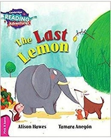 The Last Lemon - Cambridge Reading Adventures - Pink B Band