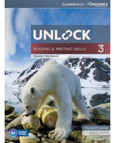 Unlock 3 - Student's Book And Online Workbook - Reading Writing Skills
