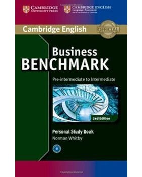 Business Benchmark Pre-Interm. To Interm.bulats And Business Prelim. - Personal Study Book - 2Nd Ed.