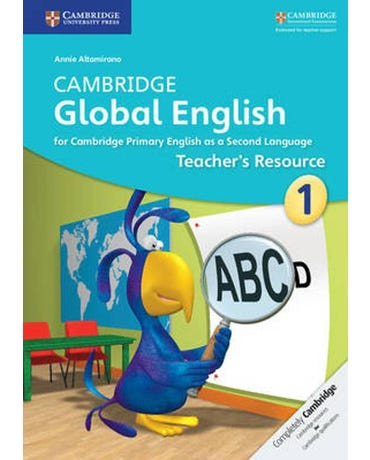 Cambridge Global English Stage 1 - Teacher's Resource With Cambridge Elevate