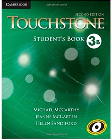 Touchstone 3B - Student's Book - Second Edition