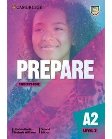 Prepare 2 - Student's Book - Second Edition