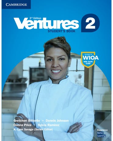 Ventures 2 Student's Book - 3Rd Ed