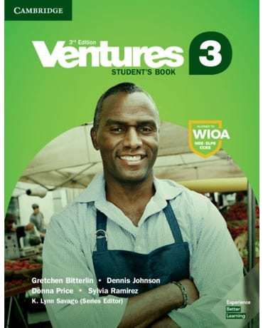 Ventures 3 Student's Book - 3Rd Ed