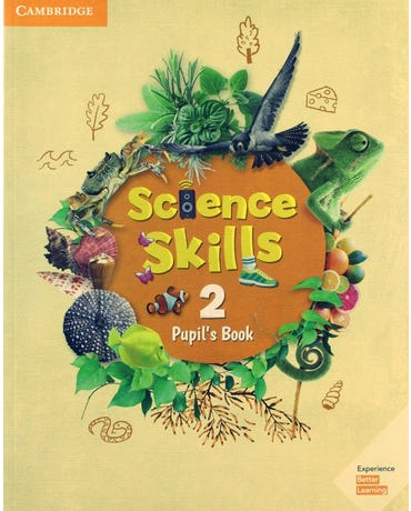 Science Skills 2 - Pupil's Book