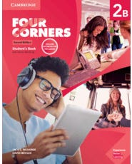 Four Corners 2B - Student's Book With Online Self-Study And Online Workbook - Second Edition
