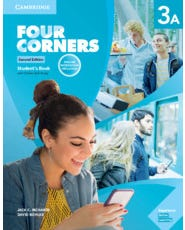 Four Corners 3A - Student's Book With Online Self-Study And Online Workbook - Second Edition