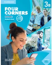 Four Corners 3B - Student's Book With Online Self-Study And Online Workbook - Second Edition