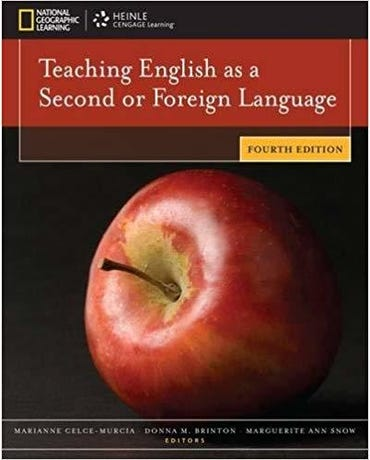 Teaching English As A Second Or Foreign Language - 4Th Edition