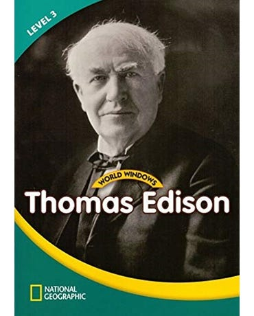 Thomas Edison - World Windows - Level 3