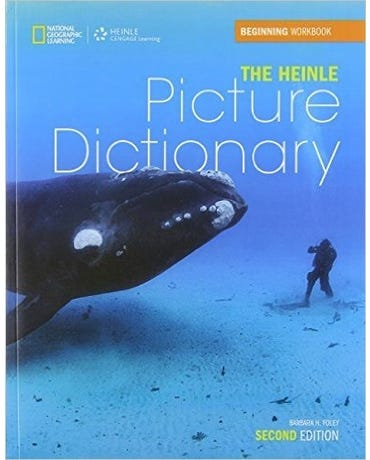 The Heinle Picture Dictionary - Beginning Workbook With Audio CD - Second Edition