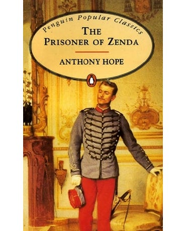The Prisoner Of Zenda - Penguin Popular Classics