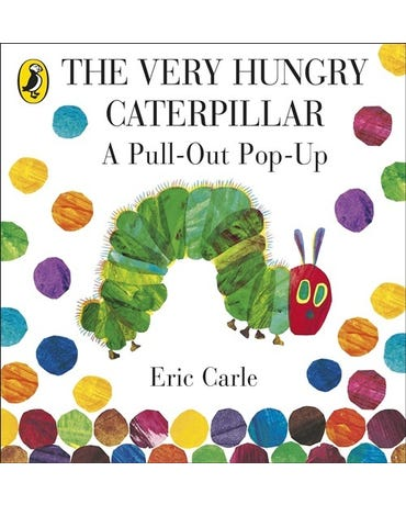 The Very Hungry Caterpillar - A Pull-Out Pop-Up