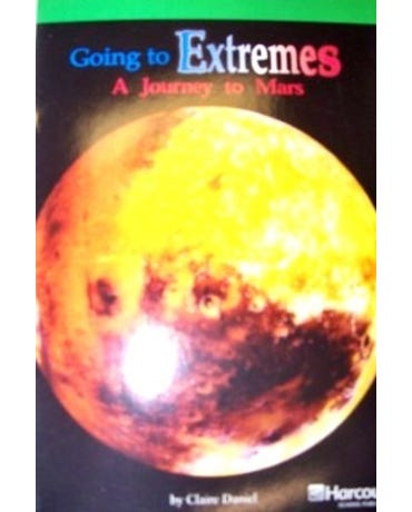 Going To Extremes - A Journey To Mars - Advanced Level - Grade 6