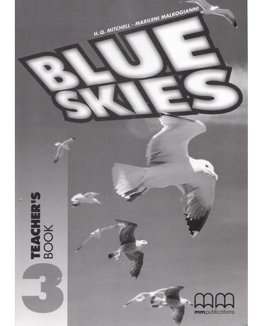 Blue Skies 3 - Teacher's Book