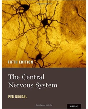 The Central Nervous System - Fifth Edition