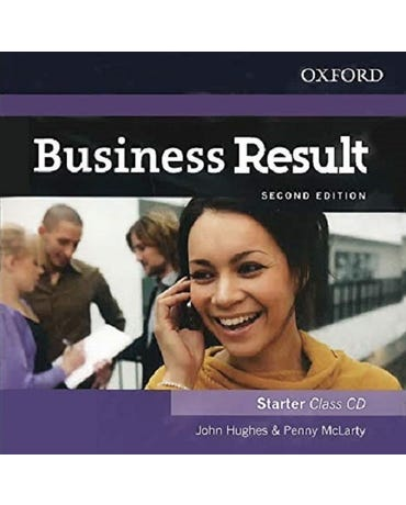Business Result Starter - Class Audio CD - Second Edition