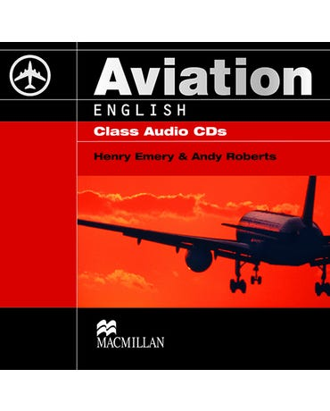 Aviation English - Class Audio CD (Pack Of 2)