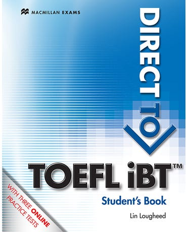 Direct To TOEFL Ibt - Student's Book With Key And Webcode
