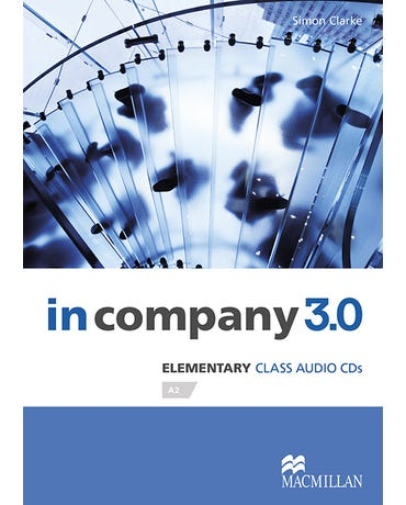 In Company 3.0 Elementary - Class Audio CD