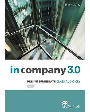 In Company 3.0 Pre-Intermediate - Class Audio CD