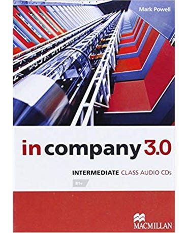 In Company 3.0 Intermediate - Class Audio CD