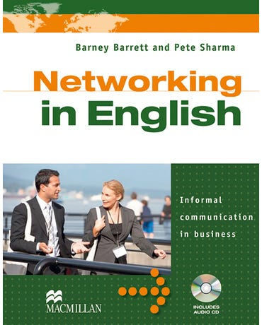 Networking In English - With Audio CD