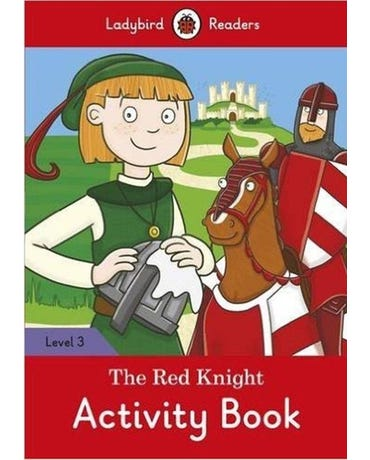 The Red Knight - Ladybird Readers - Level 3 - Activity Book