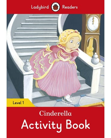 Cinderella - Ladybird Readers - Level 1 - Activity Book