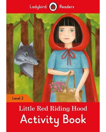 Little Red Riding Hood - Ladybird Readers - Level 2 - Activity Book