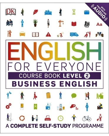 English For Everyone Business English - Level 2 - Course Book - With Free Online Audio