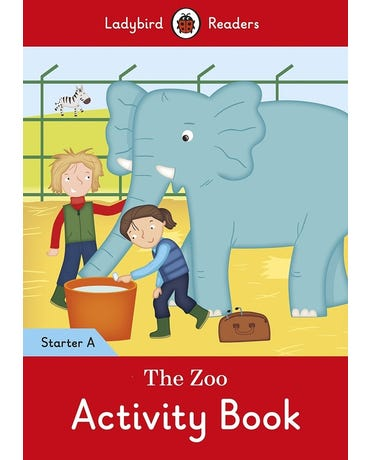 The Zoo - Ladybird Readers - Starter Level A - Activity Book